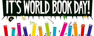 How you can celebrate a very 2021 World Book Day on Thursday 4 March!    National Literacy Trust